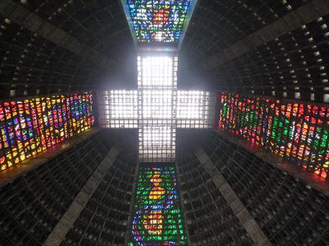 カテドラル・メトロポリターナの天井