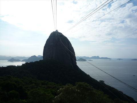 リオデジャネイロ・砂糖パン山