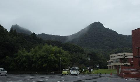 九州お泊りデートにおススメ・武雄温泉の猫耳山