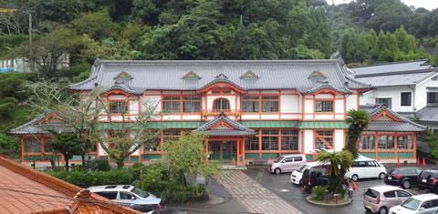 九州でのデートにおすすめスポット武雄温泉